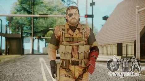 Venom Snake Golden Tiger pour GTA San Andreas