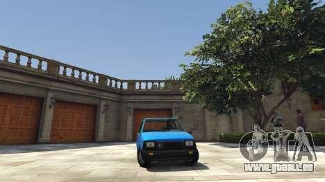 VAZ 1111 Oka für GTA 5