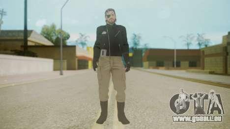 Venom Snake [Jacket] Bast Arm für GTA San Andreas zweiten Screenshot