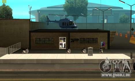 Remplacement de textures pour l'école de Conduit pour GTA San Andreas