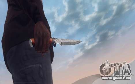Realistic Weapons Pack für GTA San Andreas sechsten Screenshot
