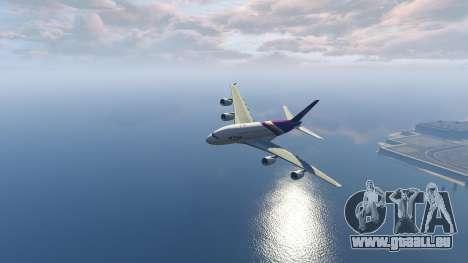 Airbus A380-800 v1.1 für GTA 5
