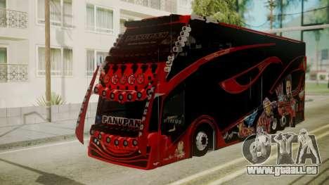 Bus Iron Man für GTA San Andreas