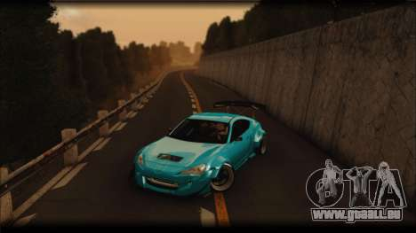 Toyota GT86 Customs Rocket Bunny für GTA San Andreas