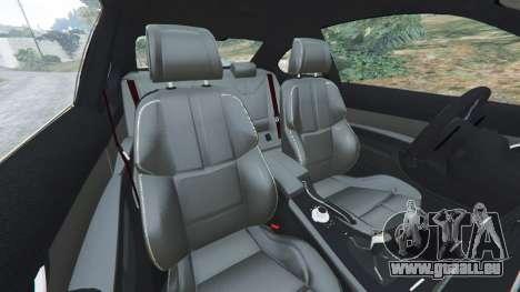 BMW M3 (E92) WideBody v1.1 pour GTA 5