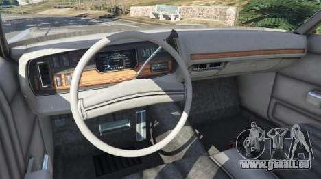 Dodge Polara 1971 v1.0 pour GTA 5