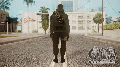 Custom Survivor 3 pour GTA San Andreas troisième écran