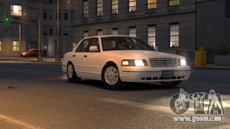 2003 Ford Crown Victoria pour GTA 4