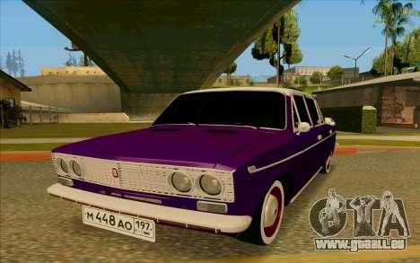 L'aubergine VAZ 2103 pour GTA San Andreas