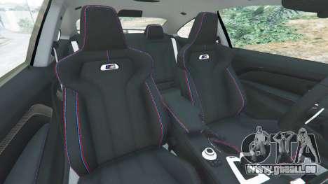 GTA 5 BMW M4 (F82) WideBody rechte Seitenansicht
