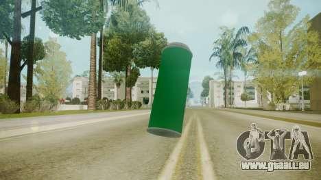 Atmosphere Spraycan v4.3 pour GTA San Andreas