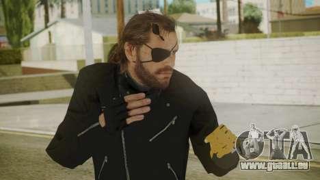 Venom Snake [Jacket] Stun Arm für GTA San Andreas