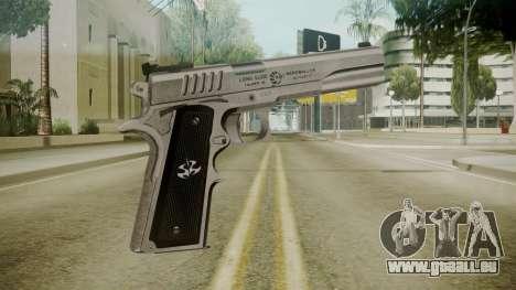 Atmosphere Colt 45 v4.3 pour GTA San Andreas deuxième écran