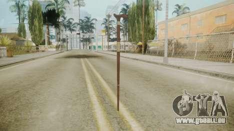 Atmosphere Cane v4.3 pour GTA San Andreas troisième écran