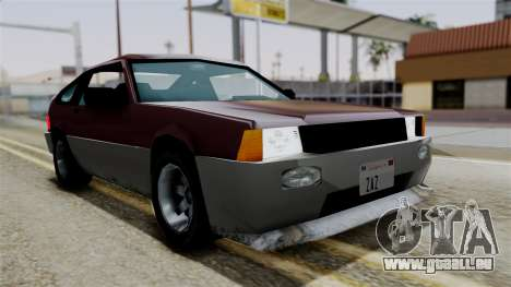 Blista Compact from Vice City Stories pour GTA San Andreas vue de droite