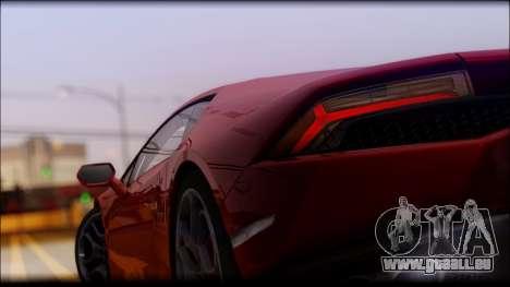 KISEKI V4 pour GTA San Andreas quatrième écran