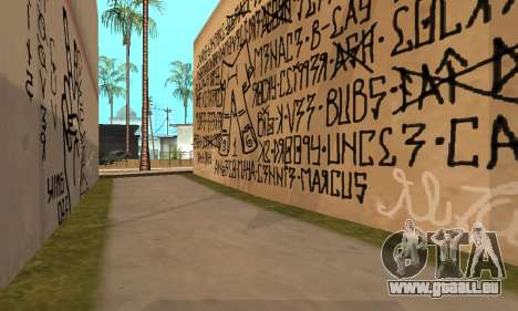 HooverTags pour GTA San Andreas