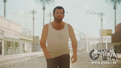 GTA 5 Michael De Santa Exiled für GTA San Andreas