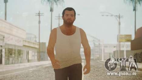GTA 5 Michael De Santa Exiled für GTA San Andreas