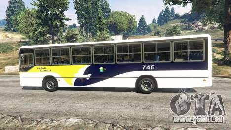 Marcopolo Torino GV für GTA 5