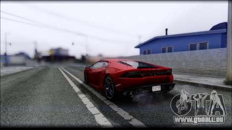 KISEKI V4 pour GTA San Andreas sixième écran