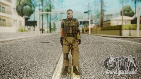 Venom Snake Other Arm pour GTA San Andreas deuxième écran