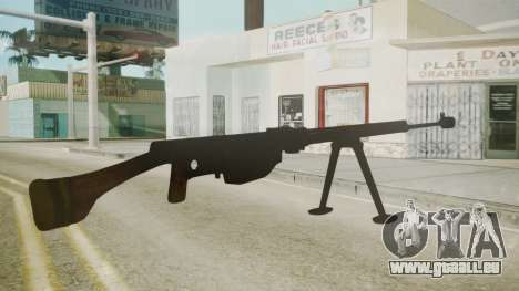 PTRS Red Orchestra 2 Heroes of Stalingrad für GTA San Andreas zweiten Screenshot