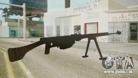 PTRS Red Orchestra 2 Heroes of Stalingrad für GTA San Andreas zweiten Screenshot