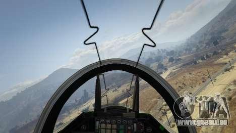 GTA 5 Realistic Flight V 1.6 troisième capture d'écran