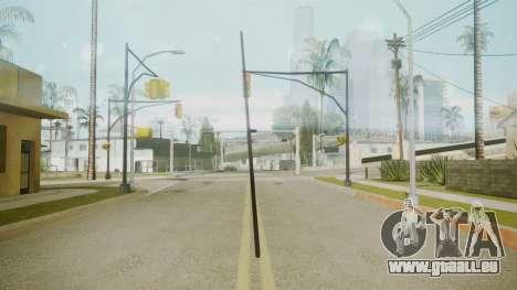 Atmosphere Pool Cue v4.3 pour GTA San Andreas deuxième écran