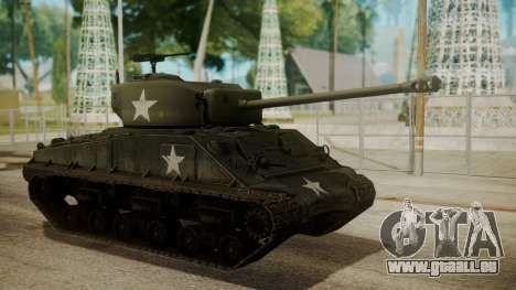 M4A3(76)W HVSS Sherman pour GTA San Andreas