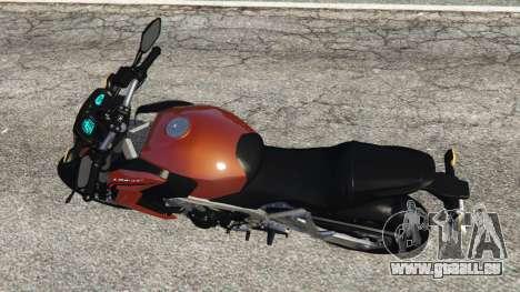 Honda CB 650F v0.9 für GTA 5