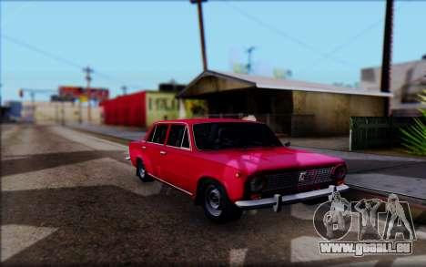 VAZ 2101 V1 für GTA San Andreas Unteransicht