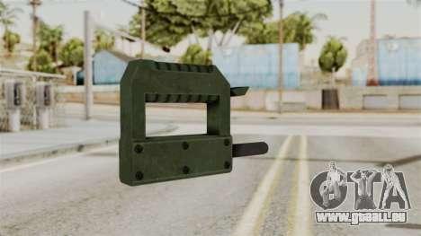 Bomb from RE6 für GTA San Andreas zweiten Screenshot
