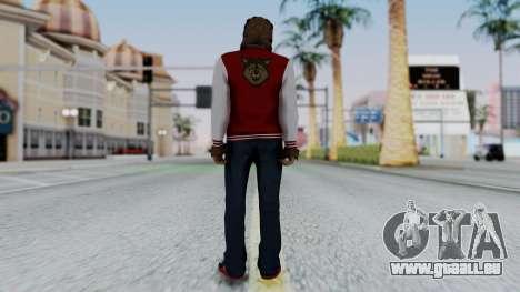 Hunt The Beast für GTA San Andreas dritten Screenshot