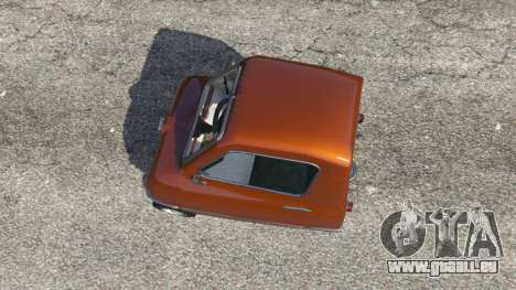 Peel P50 für GTA 5