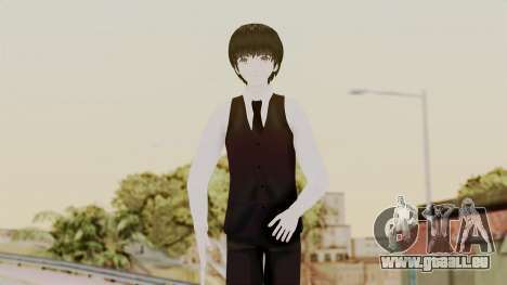 Kaneki Anteiku (Tokyo Ghoul) für GTA San Andreas