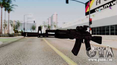 AK-103 from Special Force 2 pour GTA San Andreas