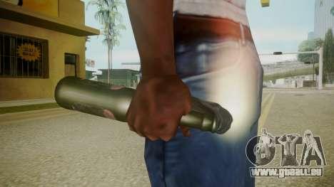 Atmosphere Molotov Cocktail v4.3 pour GTA San Andreas troisième écran