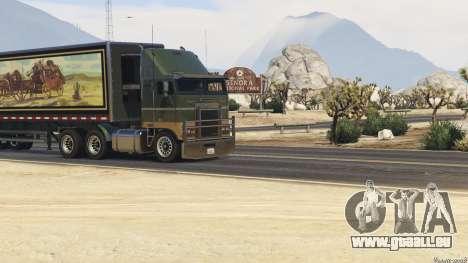 GTA 5 Smokey and the Bandit Trailer fünfter Screenshot