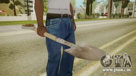 Atmosphere Shovel v4.3 für GTA San Andreas