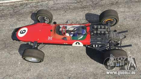 Lotus 49 1967 [no ailerons] für GTA 5