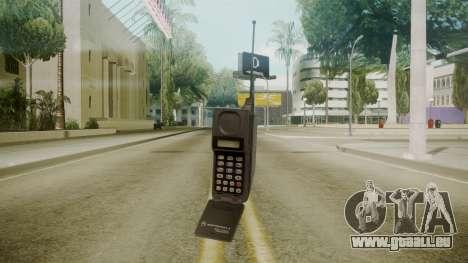 Atmosphere Cell Phone v4.3 für GTA San Andreas
