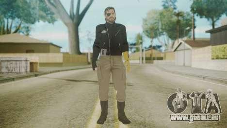 Venom Snake [Jacket] Stun Arm für GTA San Andreas zweiten Screenshot
