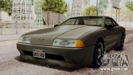 Elegy The Gold Car 2 für GTA San Andreas