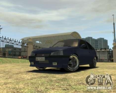 Opel Kadett GSi pour GTA 4