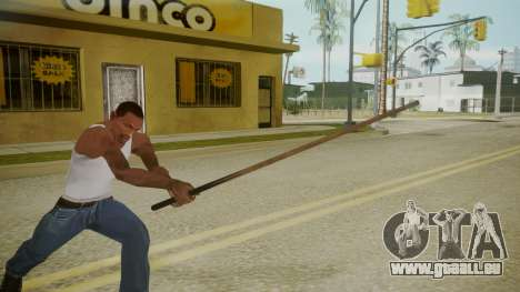 Atmosphere Pool Cue v4.3 pour GTA San Andreas