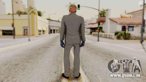 Payday 2 Sokol No Mask für GTA San Andreas dritten Screenshot