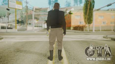 Venom Snake [Jacket] Stun Arm für GTA San Andreas dritten Screenshot