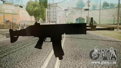 SCAR-L Battlefield 3 pour GTA San Andreas